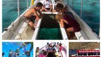 Glass bottom boat tour, Albufeira, Glass Bottom Boat Tours