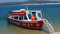 Ria Formosa islands and Lunch in Culatra, Albufeira, Glass Bottom Boat Tours