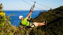 Catalina Island Day Trip from Anaheim or Los Angeles with Optional Zipline Eco-Tour, Anaheim & ...