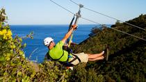 Catalina Island Day Trip from Anaheim or Los Angeles with Zipline Adventure, Anaheim & Buena ...