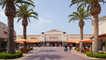 Citadel Outlets Transfer from Anaheim with Optional VIP Lounge and LAX Drop-Off, Anaheim e Buena ...