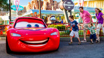 Disneyland 1-Day Admission with Transport from Los Angeles, Los Angeles, null