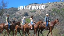 Los Angeles Horseback-Riding Tour to the Hollywood Sign, アナハイムとブエナパーク