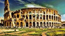 COLOSSEUM PRIVATE TOUR with lunch, Rome, Day Trips