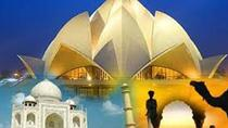 4 nuits 5 jours Golden Triangle Tour, Jaipur, Private Sightseeing Tours