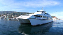 Round-trip Ferry Service from Dana Point to Catalina Island, Dana Point, Ziplines