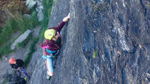 Lead Climbing Wanaka - Full Day, Wanaka, Climbing