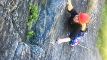 Lead Climbing Wanaka - Half Day, Wanaka, Climbing