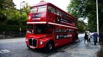 Glasgow Gourmet Burger Experience aboard a 1966 Routemaster Bus, Glasgow, Food Tours