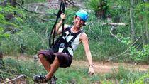 Half Zipline Tour (3 lines), Oahu, 4WD, ATV & Off-Road Tours