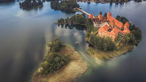 CASTLE ISLAND - Premium guided canoe tour at Trakai Historical Park, Vilnius, Hiking & Camping