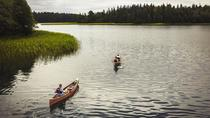 Premium guided Canoe Tour in lake Plateliai Handcrafted inventory and picnic set, Klaipeda, Day ...