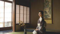 Kimono Rental and Pictures in a Japanese Traditional House, Kyoto, Cultural Tours