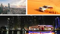 3 in 1 COMBO - Dubai, Dubai, Multi-day Tours