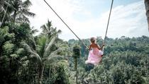 Bali Ubud Swing Volcano Batur Private Mini Bus Tour, Ubud, Attraction Tickets