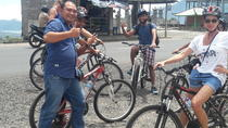 Batur Cycling Down Hill combined with Ubud Goa Gajah Waterfall Tegenungan Tour, Seminyak, ...
