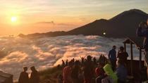 Fun Cycling Sunrise Batur Volcano Trekking Adventure, Ubud, 4WD, ATV & Off-Road Tours