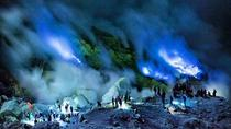 Ijen Blue Fire Trekking Over Land Tour, Seminyak, City Tours