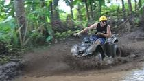 Ubud Ayung Rafting ATV Quad Bike Single ride all included day adventure, Seminyak, 4WD, ATV & ...