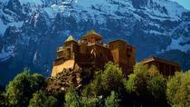 Une excursion d'une journée complète dans les montagnes de l'Atlas et les vallées Imlil et Berbères, Marrakech, Day Trips