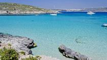 Comino Blue Lagoon Full Day Cruise Tour, Malta