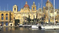 Vittoriosa and Senglea Tour Including St. Lawrence Church, Valletta, Day Cruises