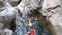Canyoning on Vlahi River, Bansko, Climbing