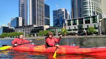 Melbourne CBD Evening Kayak Tour, Melbourne, Kayaking & Canoeing