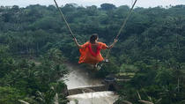 Experience Full Day to Bali Swing Temple and Monkey Forest, Ubud, Cultural Tours