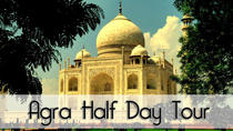 Agra Half-Day Tour of Taj Mahal and Agra Fort by Car, Agra, Cultural Tours