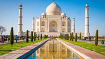 Agra Taj Mahal Tour in Same Day Returns, Agra, Cultural Tours
