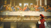 LAST SUPPER: LEONARDO, NICE TO MEET YOU-CHEERS, Milan, Cultural Tours