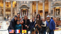 Rome Walking Tour Including the Pantheon and Trevi Fountain, Rome, Historical & Heritage Tours