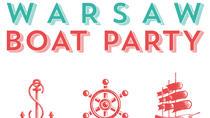 Warsaw Boat Party & Pub Crawl, Warsaw, Bar, Club & Pub Tours