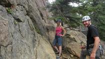 Rock Climbing on Turnagain Arm, Anchorage, Climbing