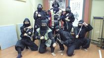 Ninja School: Ninja for a Day, Tokyo, Historical & Heritage Tours