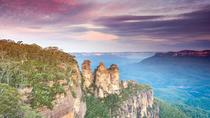 Blue Mountains Sunset Tour with Mid-Morning Departure from Sydney, Sydney