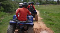 Full day Siem Reap Discovery Tour by Quad, Siem Reap, 4WD, ATV & Off-Road Tours