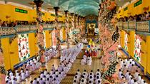 Full Day Tour to Tay Ninh Holysee and Cu Chi Tunnels with Lunch , Ho Chi Minh City, Half-day Tours