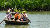 HOIAN BASKET BOAT AND BIKE PRIVATE HALF DAY TOUR, Hoi An, Private Sightseeing Tours