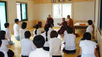 Learning meditation at Mahasi, Yangon, Cultural Tours