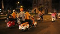Saigon Nightlife Half-Day Tour by Vintage Vespa, Ho Chi Minh City, Vespa, Scooter & Moped Tours