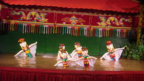 Small Group Hanoi Evening Tour with Cyclo and Water Puppet Show with Food , Hanoi, Night Tours