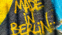 Straatkunsttour door Berlijn en graffitiworkshop, Berlin, Literary, Art & Music Tours