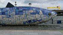 Walk from the Salmon of Knowledge to the Birthplace of Titanic via C S Lewis Sq, Belfast, Cultural...