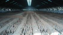 Bus Tour to Terracotta Warriors Museum and Banpo Village with Lunch, Xian, Day Trips