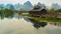 Guilin and Yangshuo Day Tour with Li River Cruise and Reed Flute Cave, Guilin, Private Day Trips