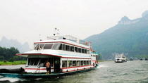 One-Day Li River Cruise with Bamboo Rafting in Yangshuo, Guilin, null