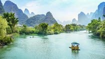Private Day Trip a Guilin Li River Cruise e Reed Flute Cave da Shanghai in volo, Shanghai, Tour aerei