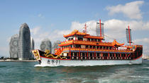 Private Sanya Bay in 4-Hour: An Evening Boat Tour and Fresh Seafood Dinner, Sanya, Night Cruises